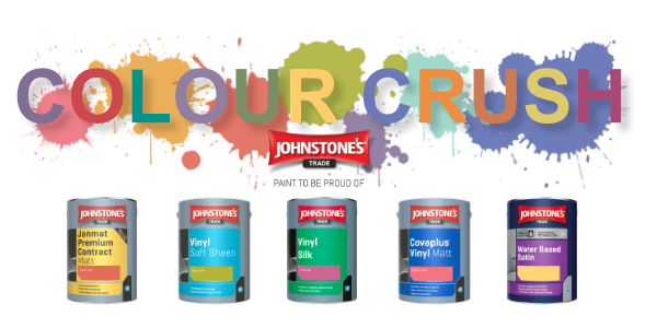 Johnstone's Trade Colour Crush Paint Swatch