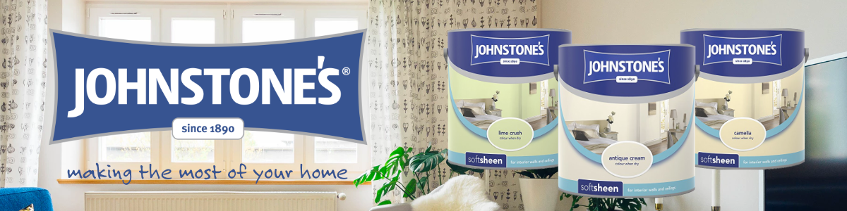 Johnstone's Paints - making the most of your home