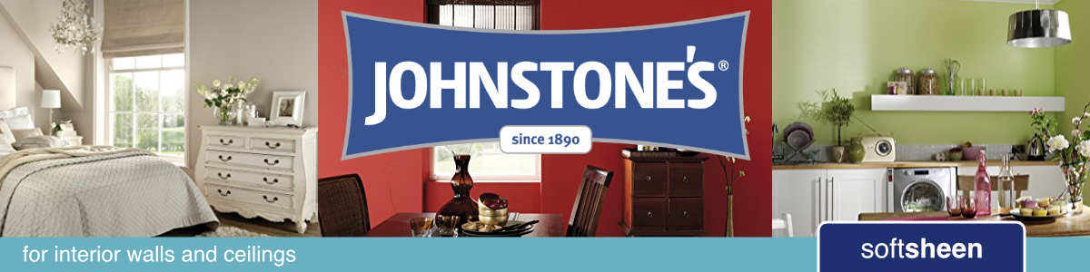 Johnstone's Soft Sheen Emulsion Paints
