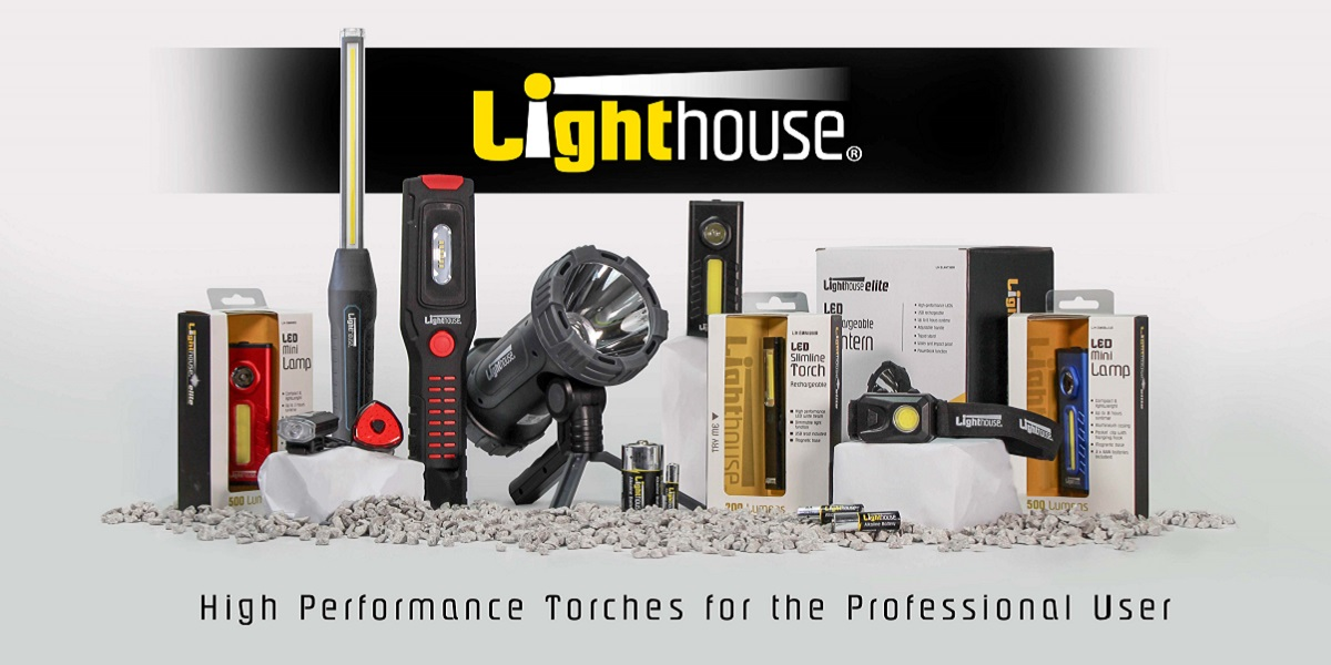 Lighthouse - High Performance Torches for the Professional User