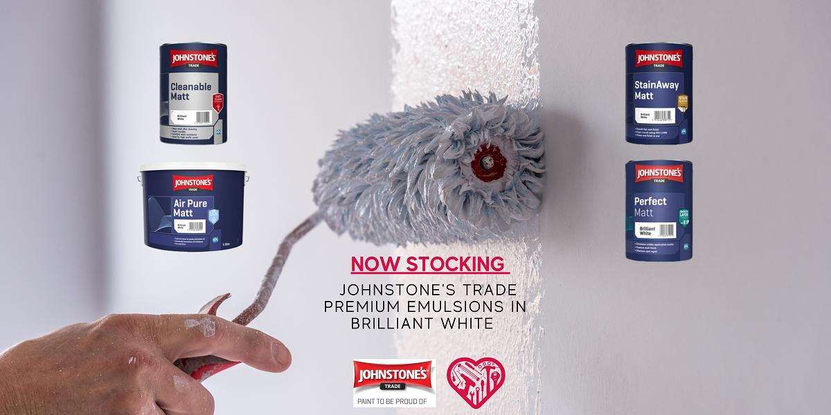 Johnstones Premium Whites